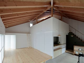 Modern houses by 池田雪絵大野俊治 一級建築士事務所 Modern