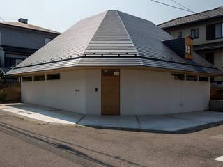 中山大輔建築設計事務所/Nakayama Architects Eclectic style houses