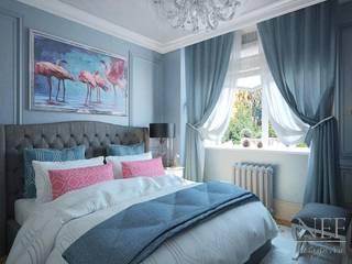 ห้องนอน by Юлия Паршихина