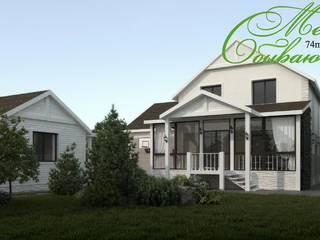Компания архитекторов Латышевых 'Мечты сбываются' บ้านและที่อยู่อาศัย