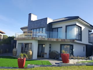 Mossel Bay Golf Estate:  Houses by Rudman Visagie