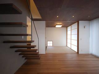 成島の家: 熊倉建築設計事務所が手掛けたです。,