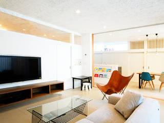 細谷の家: 熊倉建築設計事務所が手掛けた現代のです。,モダン