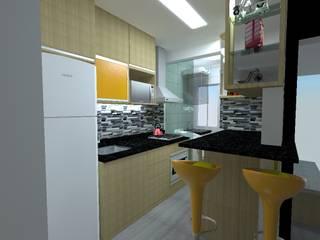 by Elaine Medeiros Borges design de interiores Сучасний