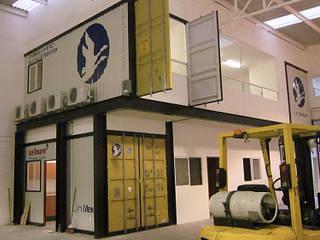 Hellman World Wide Logistics, Querétaro de KALI diseño.MX Industrial