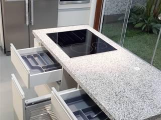 Dapur Minimalis Oleh 3 DECO Minimalis