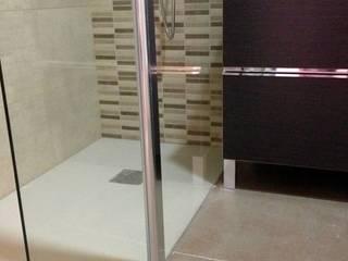 BAÑO MIRAFLORES: Baños de estilo minimalista por 3 DECO