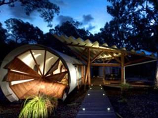 Kinder Traum verwirklicht Moderner Garten von Ecologic City Garden - Paul Marie Creation Modern