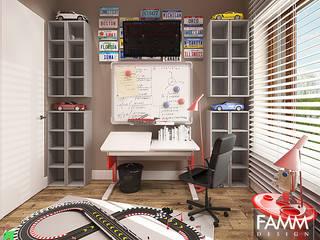 Kinderzimmer von FAMM DESIGN