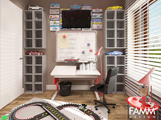 Nursery/kid's room by FAMM DESIGN