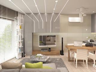 Wohnzimmer von FAMM DESIGN