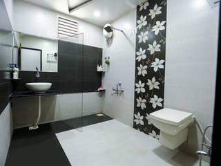 Bungalow Modern bathroom by ZEAL Arch Designs Modern