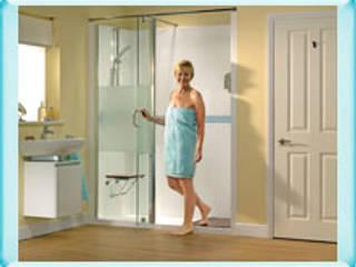 Walk in Showers:   von Aquability