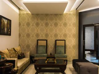 Singh Residence: modern  by StudioEzube,Modern