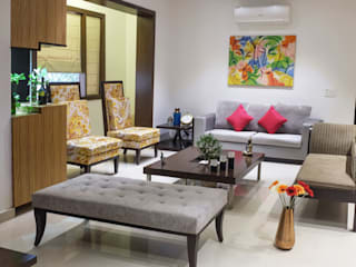 Chand Residence: modern  by StudioEzube,Modern