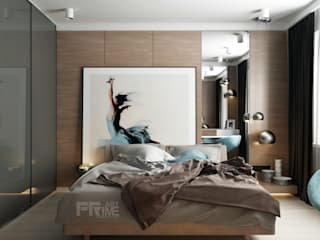 Modern Bedroom by 'PRimeART' Modern