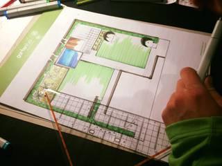 Moderne Gartenplanung aus dem Hause gartentyp gartentyp GmbH Moderner Garten