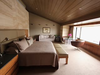 Classic style bedroom by ARCO Arquitectura Contemporánea Classic