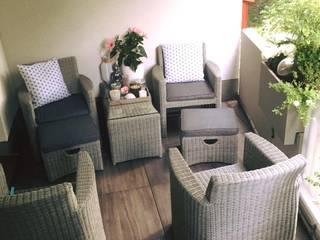 Die verschiedensten Formate im Keramik- Bereich für Ihre Terrasse. gartentyp GmbH Moderner Wintergarten