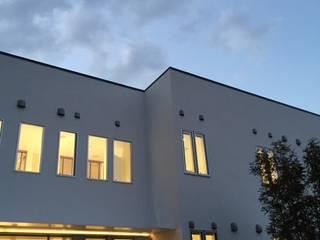 水谷壮市 Maisons modernes Pierre Blanc