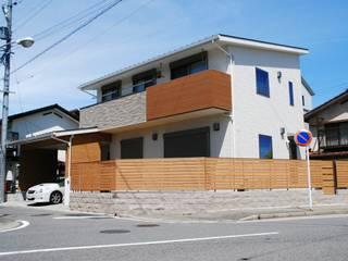 SSD建築士事務所株式会社 Modern home Wood