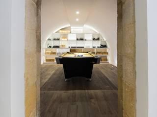 Aménagement Appartement Aix en Provence par AGENCEMENT3D Moderne
