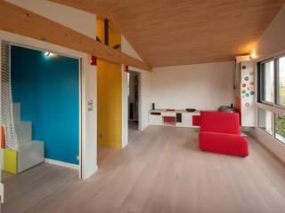 EXTENSION VILLA AIX EN PROVENCE par AGENCEMENT3D Moderne