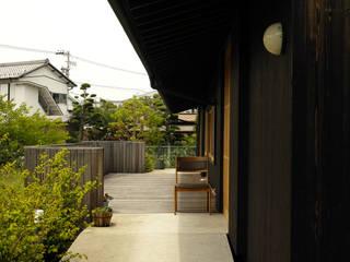 Projekty,  Ogród zaprojektowane przez 小椋造園, Minimalistyczny