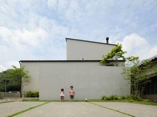 ゴトオリの家 ラスティックな 家 の FrameWork設計事務所 ラスティック