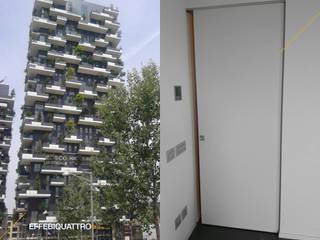 Il Bosco Verticale di Effebiquattro S.p.A. Moderno