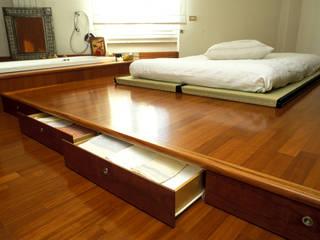 ROBERTA DANISI architetto Modern Bedroom