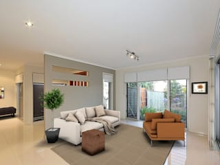 Modern living room by Staging Casa Modern