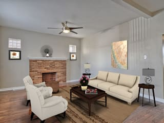 Classic style living room by Staging Casa Classic