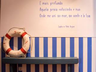 Koridor & Tangga Gaya Rustic Oleh alma portuguesa Rustic