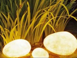 iluminacion de jardin por comprar en bali Minimalista