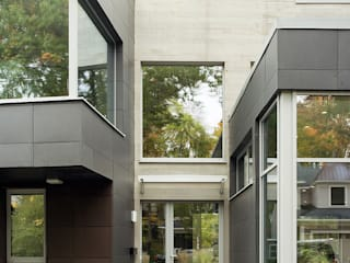 ZeroEnergy Design Rumah Modern Grey