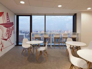 Ruang Komersial Modern Oleh Arealis Modern
