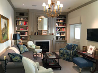 classic Living room by Hinson Design Group