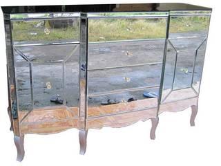 mueble espejo de comprar en bali Ecléctico