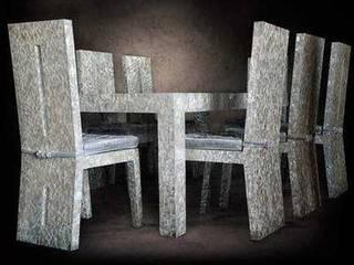 mueble de concha por comprar en bali Eclético