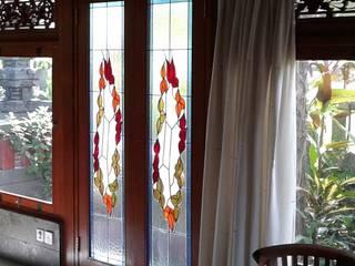 vidrieras decorativas por comprar en bali Mediterrânico