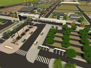 Parque de Exposições Agropecuária de Anápolis Centros de exposições modernos por ELEVATO ARQUITETURA E SERVIÇOS Moderno