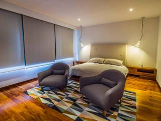 DIN Interiorismo Kamar Tidur Modern