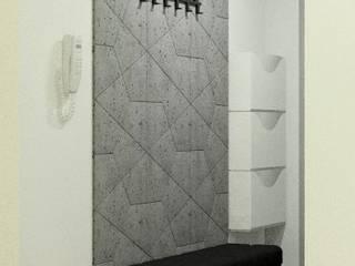 Płytki betonowe Loft B: styl , w kategorii  zaprojektowany przez Beauty of Concrete