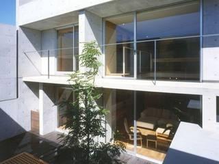 七郷の家 モダンな庭 の FrameWork設計事務所 モダン