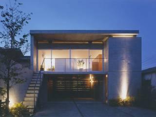 七郷の家 モダンな 家 の FrameWork設計事務所 モダン