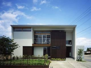 西中島の家 ラスティックな 家 の FrameWork設計事務所 ラスティック