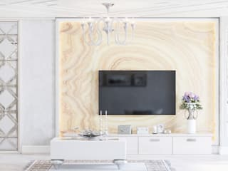 Salas de estilo clásico de Center of interior design Clásico