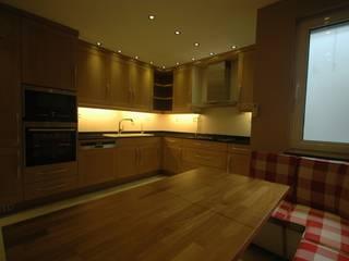 İndeko İç Mimari ve Tasarım – Nişantaşı Evi:  tarz Mutfak