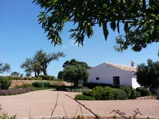 Jardim Malhão: Jardins  por JARDIMGARVE,Mediterrânico
